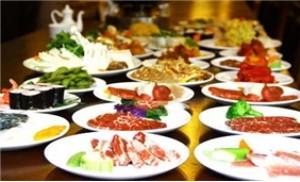 Buffet tối BBQ và lẩu tại Nhà Hàng Sakurasaku