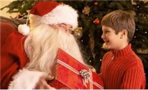 Dịch vụ Ông già Noel giao quà tại nhà cho bé