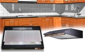 Máy hút mùi cao cấp Sunhouse cho nhà bếp luôn sạch sẽ