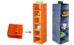Túi đựng treo đồ đa năng 6 ngăn giúp bạn sắp xếp gọn gàng nhà cửa