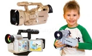 Máy quay phim đồ chơi trẻ em