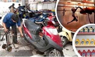 Sửa Xe Sài Gòn: Rửa xe- Thay nhớt - Bảo dưỡng