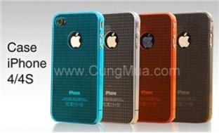 Combo 2 ốp lưng Iphone 4 bằng nhựa, màu sắc nổi bật, an toàn - 2 - Công Nghệ - Điện Tử - Công Nghệ - Điện Tử