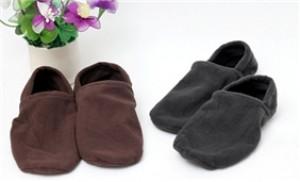 Combo 03 đôi giầy nỉ đi trong nhà, chất liệu cotton lót nỉ