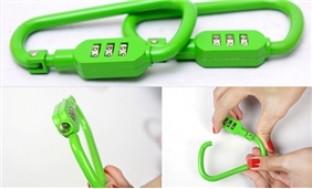 Combo 02 móc khóa số cực kute - bảo vệ hành lý khỏi tên trộm đáng gườm - 1 - Công Nghệ - Điện Tử