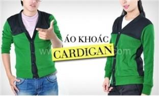 Áo khoác Cardigan cho cả nam và nữ - 2 - Thời Trang và Phụ Kiện