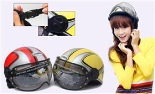 Mũ bảo hiểm chính hãng,có tem CR chứng nhận, Bảo hành 01 năm - 1 - Thời Trang và Phụ Kiện
