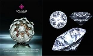 01 viên kim cương DiamondBrite 3,6mm của ANCARAT. Thương hiệu uy tín