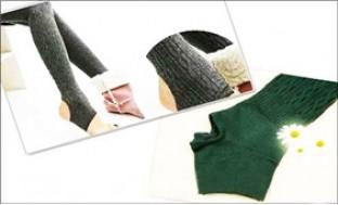Vớ quần len Hàn Quốc - 4 - Thời Trang và Phụ Kiện