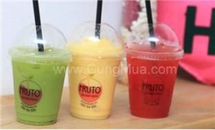 Fruto Fruits - Sinh tố nước ép nguyên chất