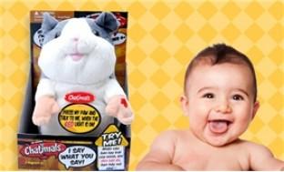 Chuột hamster biết nói Dragon-i Toys