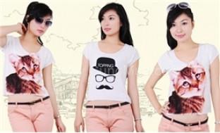 Thật sexy và gợi cảm với áo crop-top họa tiết tươi trẻ cho bạn gái - 1 - Thời Trang và Phụ Kiện - Thời Trang và Phụ Kiện