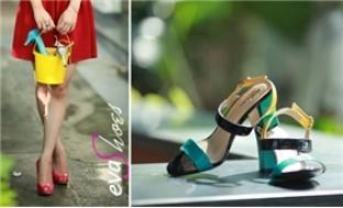 Giày công sở thời trang cao cấp thương hiệu Evashoes