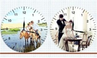 Dịch vụ in hình đồng hồ mặt kính - Sản Phẩm Giải Trí