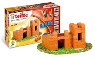 Bộ xây dựng lâu đài nhỏ Teifoc