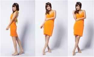 Váy ngủ choàng nhiều kiểu, đa năng và tiện dụng