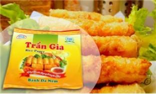 Combo 05 túi bánh đa nem Làng Chều (40 - 45 chiếc/ túi)