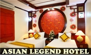 Phòng Superior 2 người/2N1Đ bao gồm ăn sáng tại Asian Legend Hotel 3*