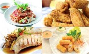 Khóa học nấu món ăn Tết giúp bạn trổ tài nội trợ cho Năm mới sum vầy