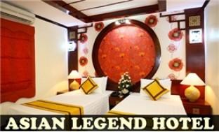 Phòng Superior 2 người/2N1Đ bao gồm ăn sáng tại Asian Legend Hotel 3* - 1 - Du Lịch Trong Nước