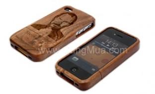 Vỏ ốp gỗ iphone 4 sành điệu,chống trầy xước & bảo vệ dế yêu của bạn - 1 - Công Nghệ - Điện Tử - Công Nghệ - Điện Tử