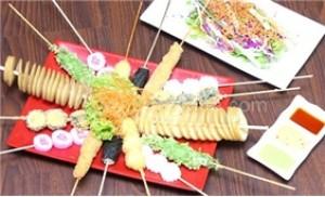 Tokyo Sushi & Que - Chọn 01 Trong 05 Combo