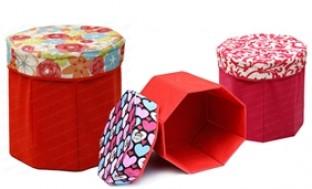 Ghế hộp đa năng giúp vừa để ngồi, vừa làm hộp đựng đồ - 1 - Gia Dụng - Gia Dụng