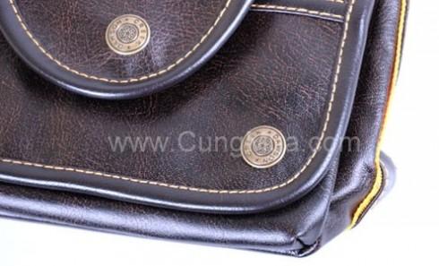 Túi đeo quai chéo, chất liệu simili - 1 - Thời Trang và Phụ Kiện