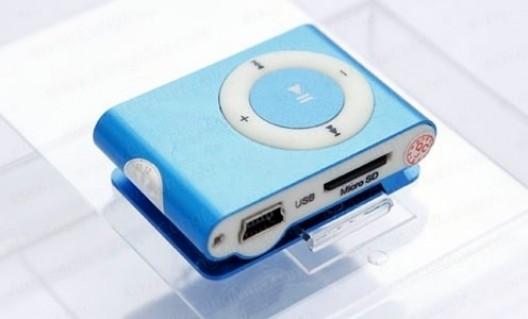 Máy nghe nhạc MP3 có thể hỗ trợ thẻ nhớ 16G-Không tặng thẻ - 4 - Công Nghệ - Điện Tử - Công Nghệ - Điện Tử