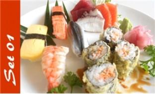 1 trong 4 lẩu hoặc 4 sushi tự chọn tại nhà hàng Shabu Sushi