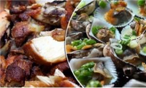 Buffet trưa nướng và lẩu tại Hương Đồng