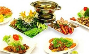 Lẩu & Nướng Ăn Là Khen, tận hưởng hương vị các món ăn đặc sắc