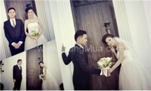 Giữ mãi khoảnh khắc hạnh phúc với DV chụp hình cưới tại TẤN HÒA BRIDAL