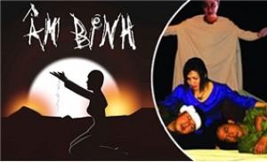 Vé xem kịch Âm Binh và thưởng thức tiệc nhẹ tại Nhà hát Thế giới trẻ