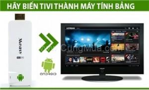 Biến Tivi của Bạn thành Smart Tivi với thiết bị AnDroid TV BOX MK806