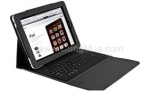 Tiện lợi, an toàn với bao da bàn phím iPad 2 - Màu đen mạnh mẽ - 1 - Công Nghệ - Điện Tử