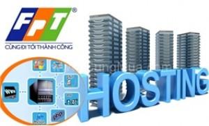 Dịch vụ Lưu trữ web hosting chất lượng cao trong vòng 1 năm
