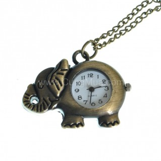 Đồng hồ dây chuyền cổ điển