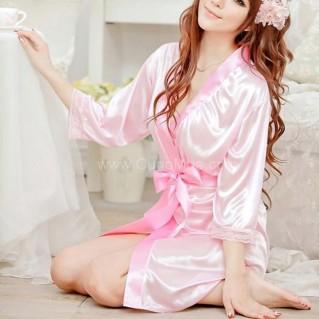 Đầm ngủ thun phi lụa sexy