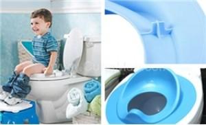 Ghế lót ngồi toilet giúp bé có thói quen đi vệ sinh như người lớn - 1 - Gia Dụng - Gia Dụng