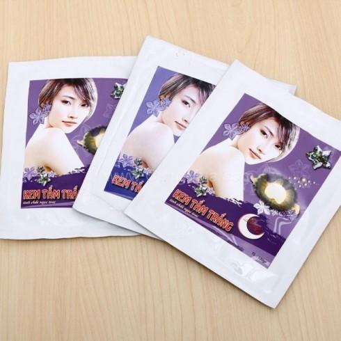 Kem tắm trắng BaoMei 120gram (3 gói)
