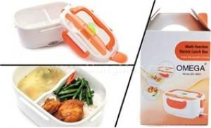 Hộp cơm hâm nóng tự động OMEGA cho bạn bữa ăn ngon miệng