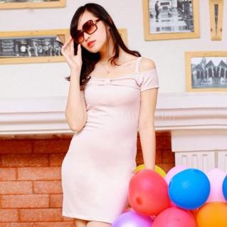 Đầm body trễ vai - Thời Trang Nam
