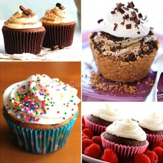 Tự học làm bánh cupcake - Cafe Mọi Mọi