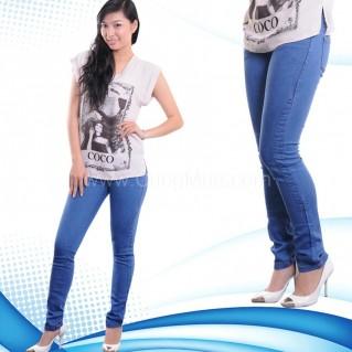 Quần jeans nữ Eko