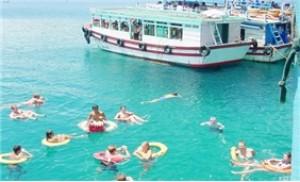 Tận hưởng biển xanh, cát trắng, nắng vàng với tour 04 đảo Nha Trang