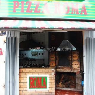 Pizza Roma - Bánh Size Trung (26cm) - Nhà Hàng