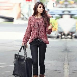 Quần jeans nữ cá tính