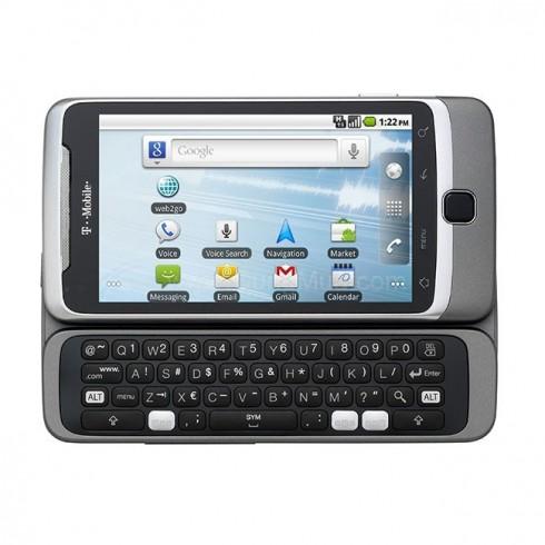 Điện thoại HTC T-Mobile G2