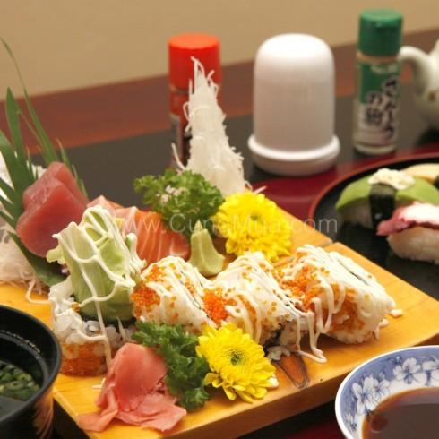 Nhà hàng Hana Mizuki